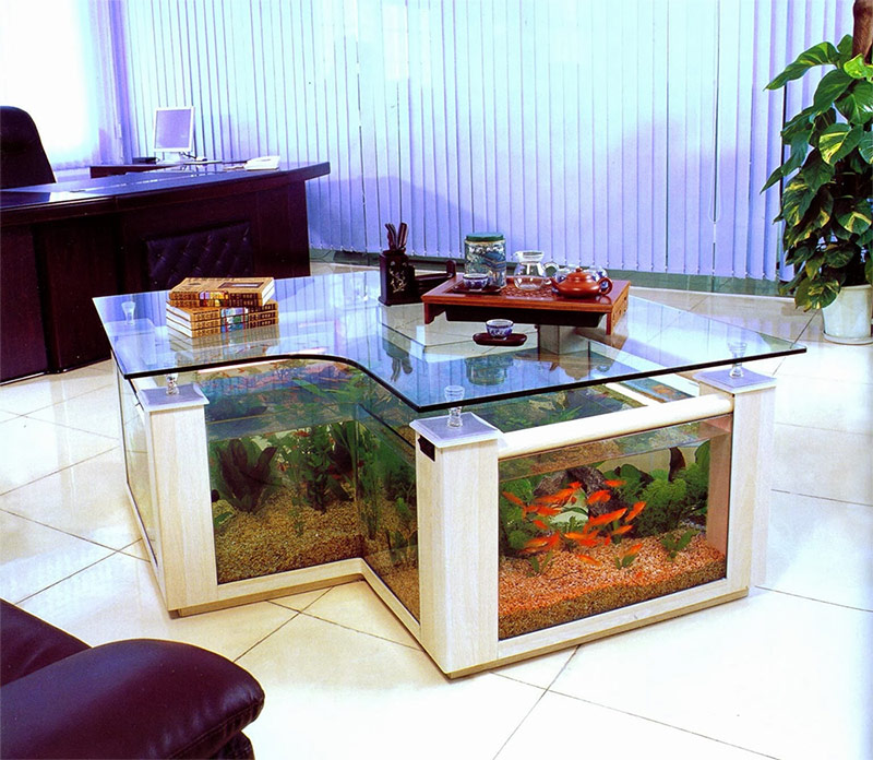 akvarium til salg