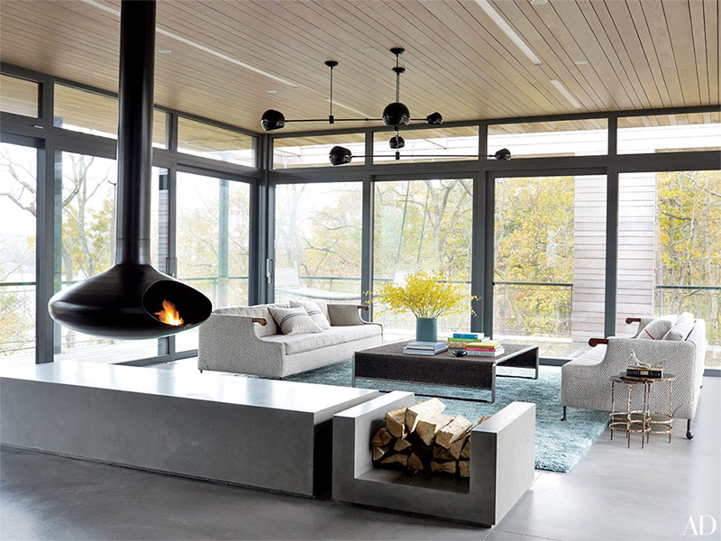 Relaxfauteuil Rond Elektrisch Design
