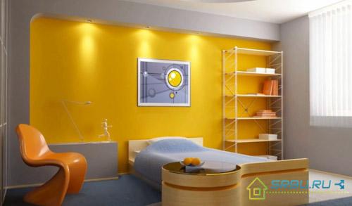 Динамичная детская комната
