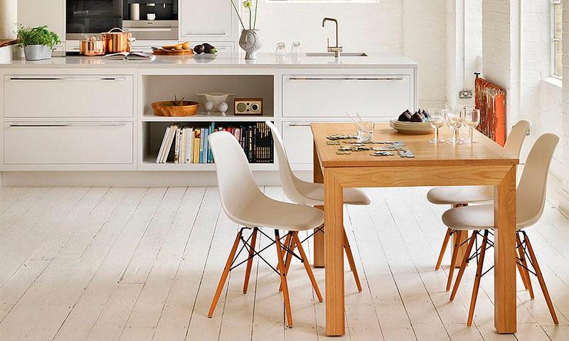 Дизайн кухни в скандинавском стиле - идеи и секреты
