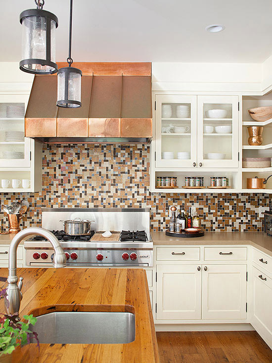 21 for Earth tone kitchen ideas