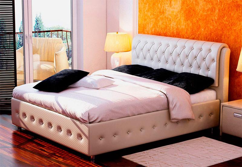 Двуспальные кровати - 140-180 см