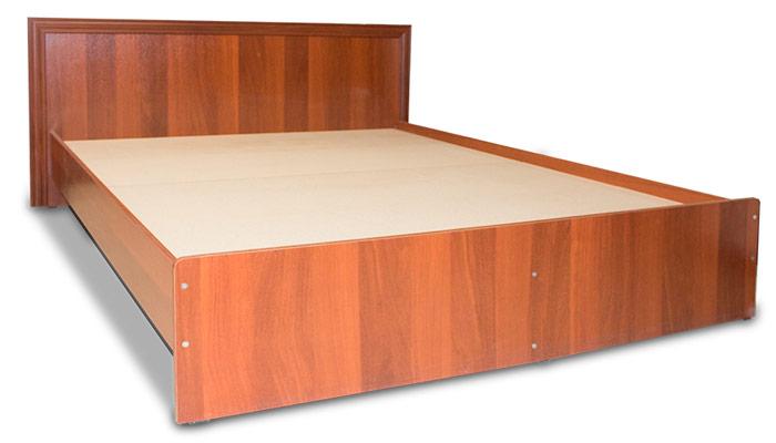 Кровать с жестким основанием