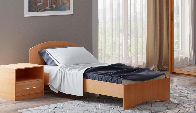 Односпальные кровати - 70-100 см