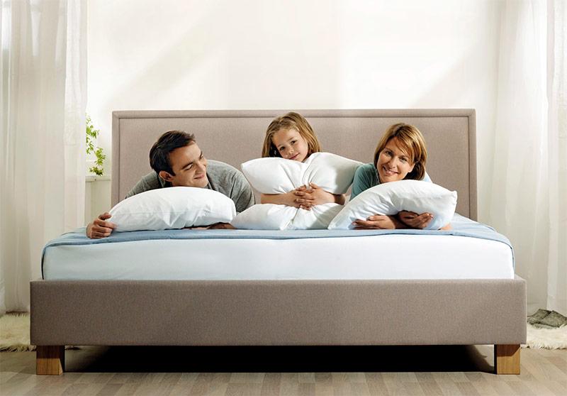 Семейные кровати - 180-200 см