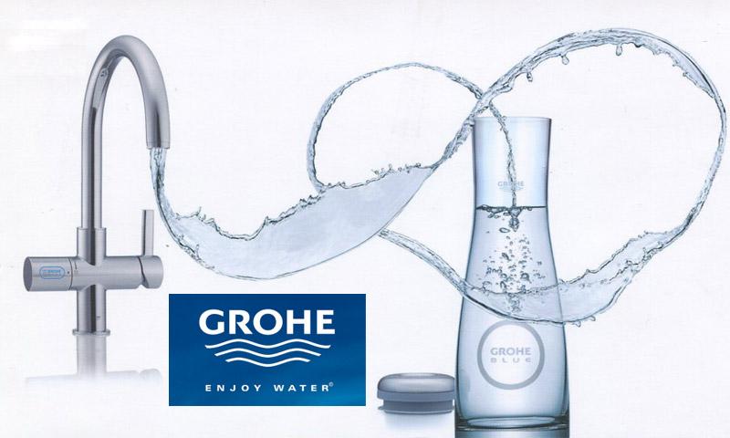 Смеситель GROHE