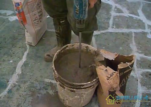 Выравнивание пола под ламинат - деревянного или бетонного Видео
