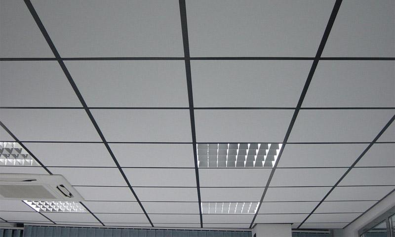 Технические характеристики потолка Армстронг