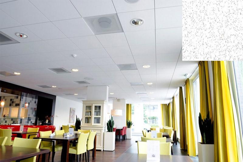 Акустические потолки Ультима