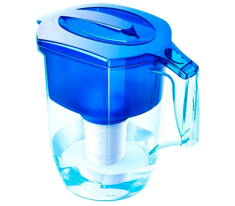 Фильтр для воды Аквафор Престиж белый