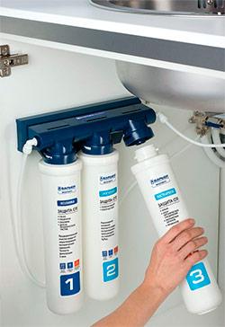 Фильтры для воды какой выбрать