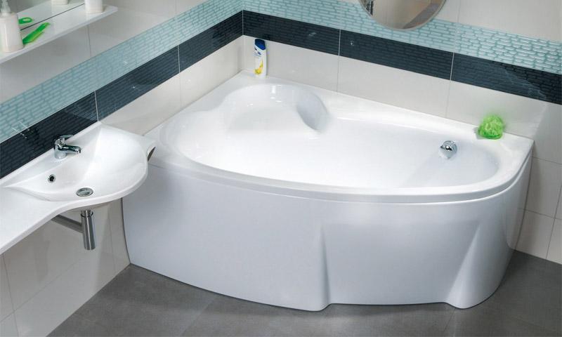 Как выбрать акриловую ванну для квартиры или дома
