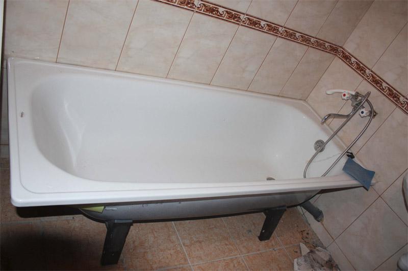 Фото ванны