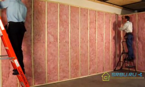 Чем утеплить стены изнутри квартиры или дома