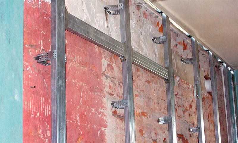 Гипсокартон монтаж стен своим руками