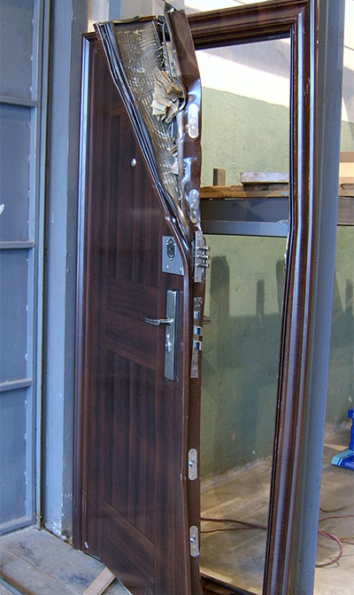 двери металлические свиблово
