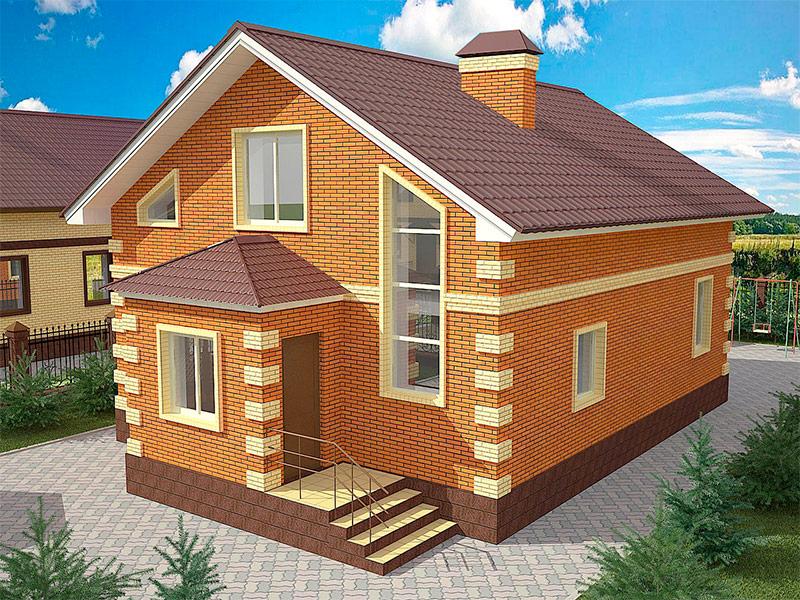 Дом с холодным тамбуром