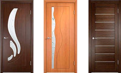 Межкомнатные двери виды и различия