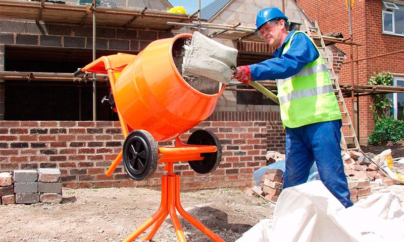 Как приготовить бетон, его пропорции и расчет