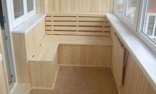 Как утеплить балкон своими руками - потолок, стены и пол