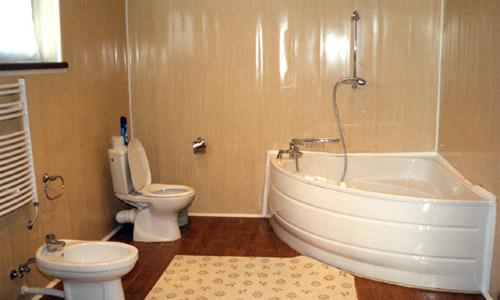 Отделка ванной комнаты панелями ПВХ своими руками и качественно + Видео