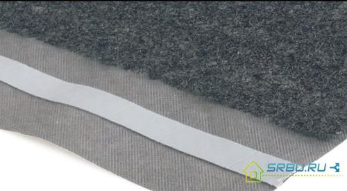 Подземной гидроизоляции мембрана для пвх