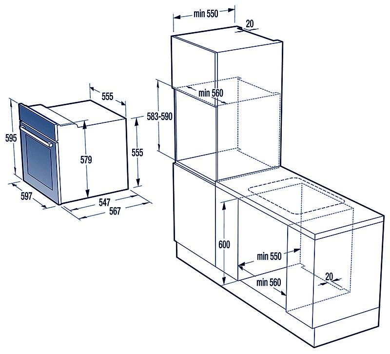 Как выбрать духовой шкаф правильно Видео