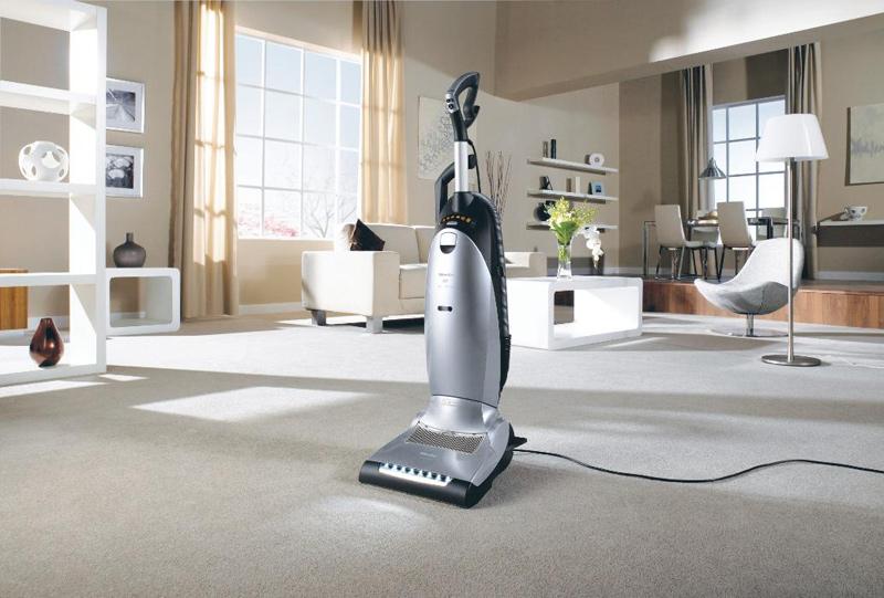 upright vacuum cleaner
