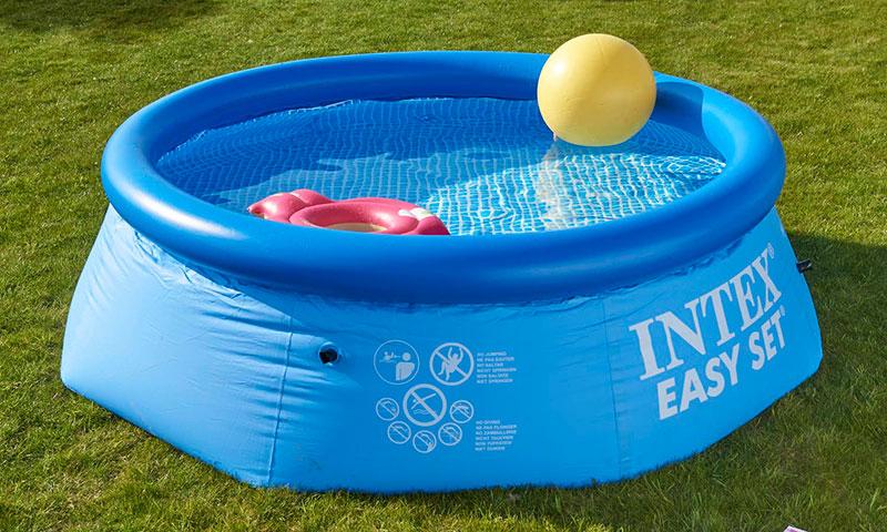 Как выбрать бассейн для дачи?