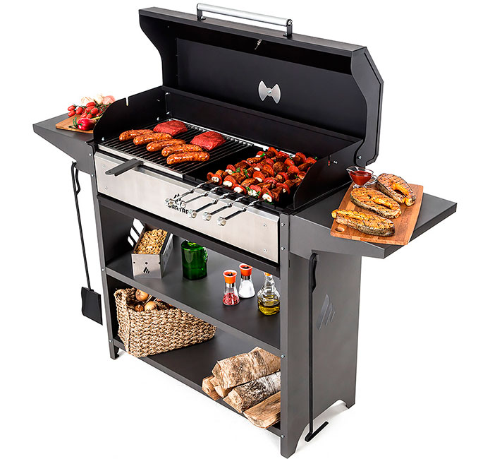 Gratar Professional Optima Grill