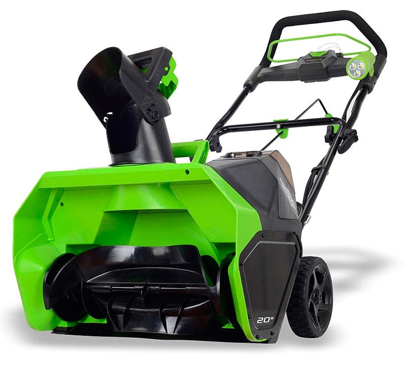 Greenworks GD40STK4