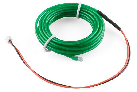 Люминесцентный кабель