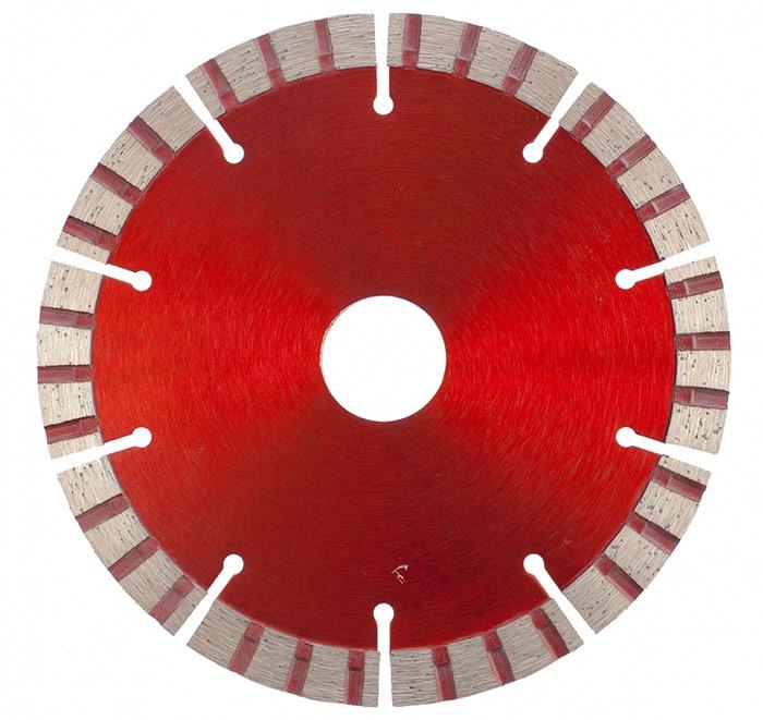 Турбо сегментированный диск