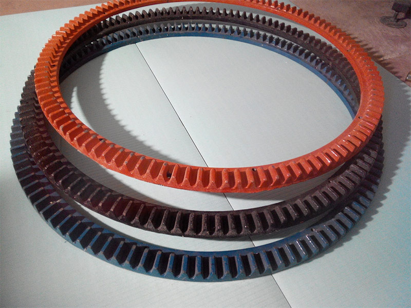 Венец бетономешалки