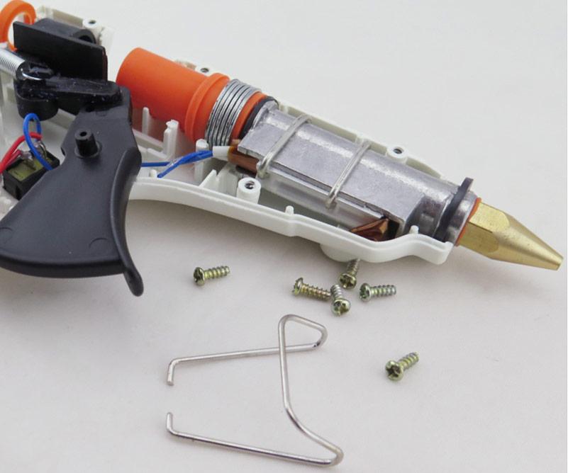 Нагревательная камера клеевого термопистолета