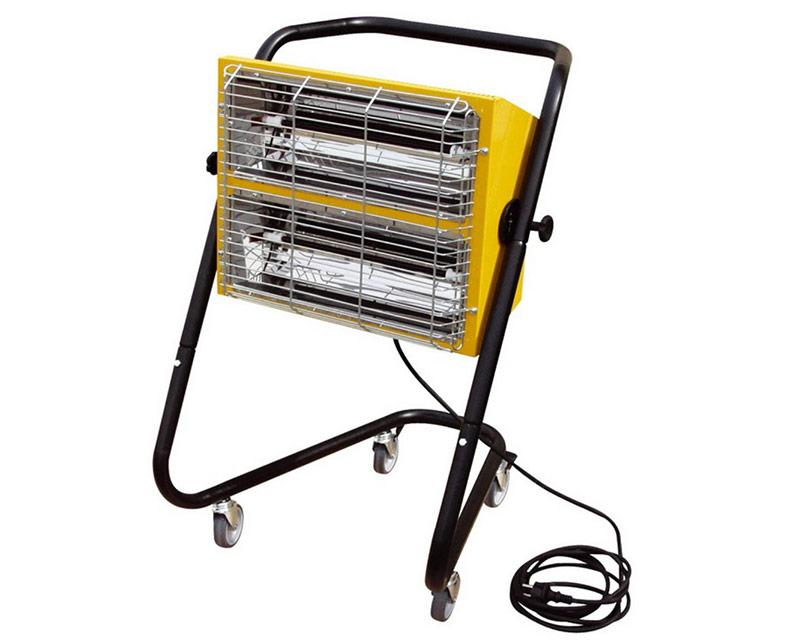 Электрический инфракрасный нагреватель