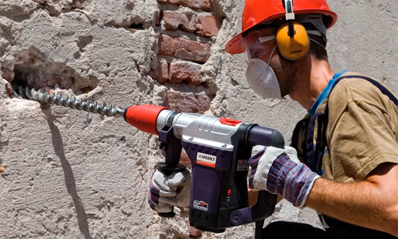 Какой купить перфоратор для долбления бетона заказать бетон в канаше