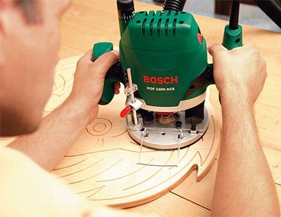 Bosch POF 1400 ACE 2m