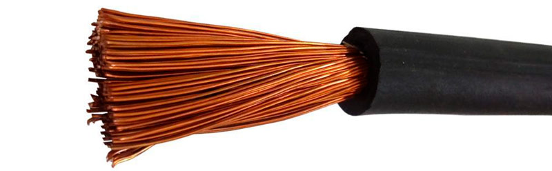 сварочный кабель КГТ