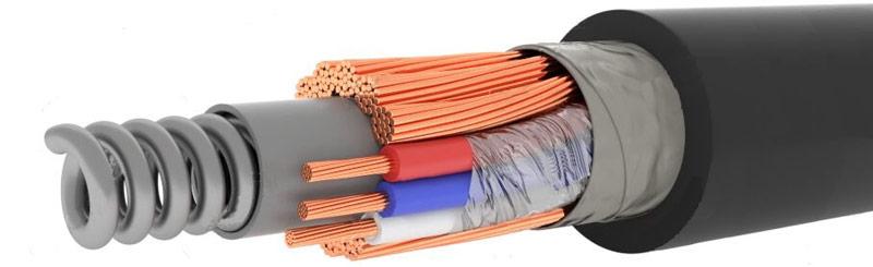 Сварочный кабель КПЭС