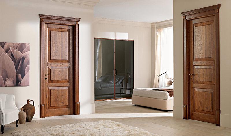 межкомнатные двери в интерьере правила подбора и фото идеи