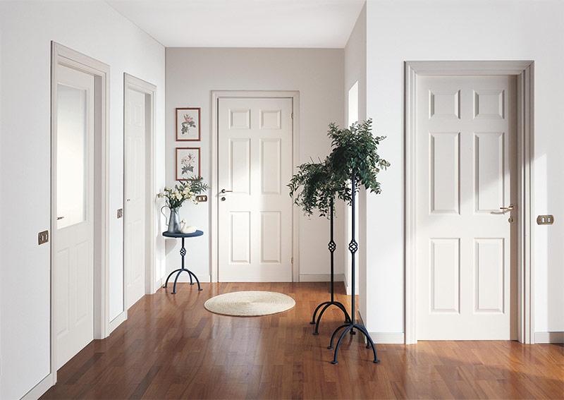 межкомнатные двери в интерьере правила подбора и фото идеи дизайна