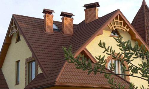 Ремонт крыши частного дома - терапия для крыши