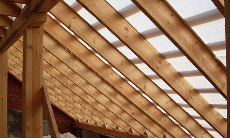 Стропильная система крыши, ее устройство, разновидности и крепеж