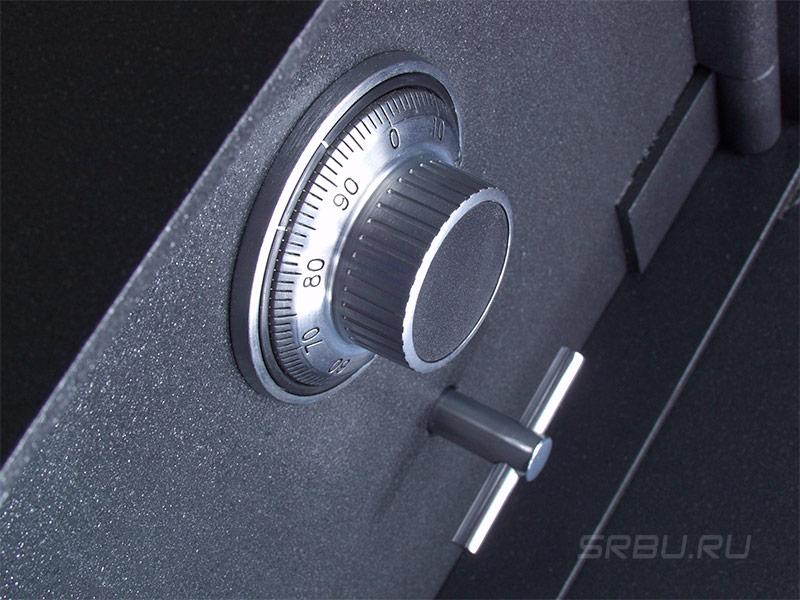 Механический кодовый замок для сейфа