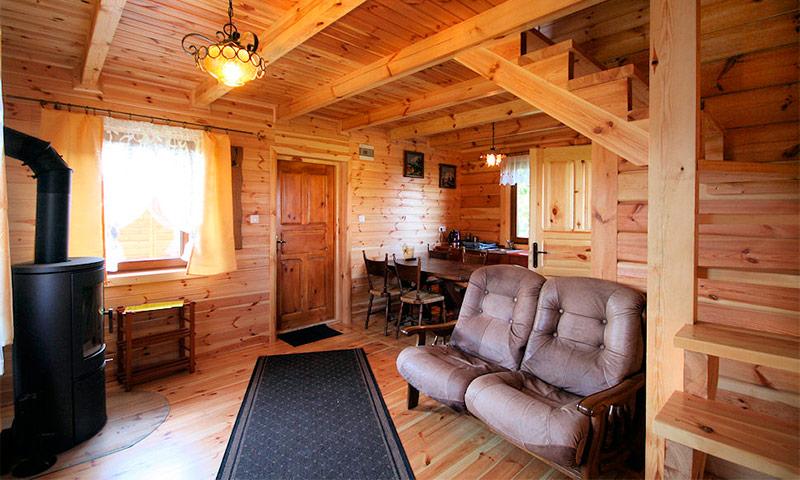 Чем обшить стены внутри в деревянном доме