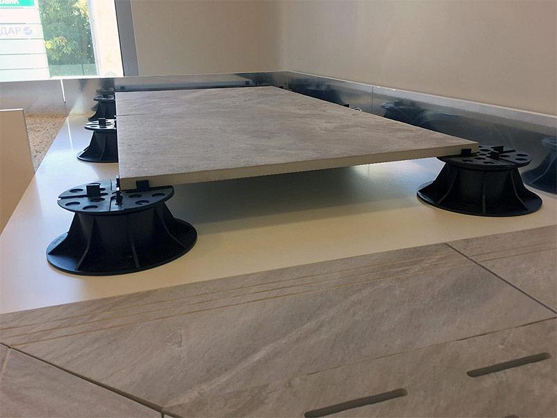 Толстая керамогранитная плитка