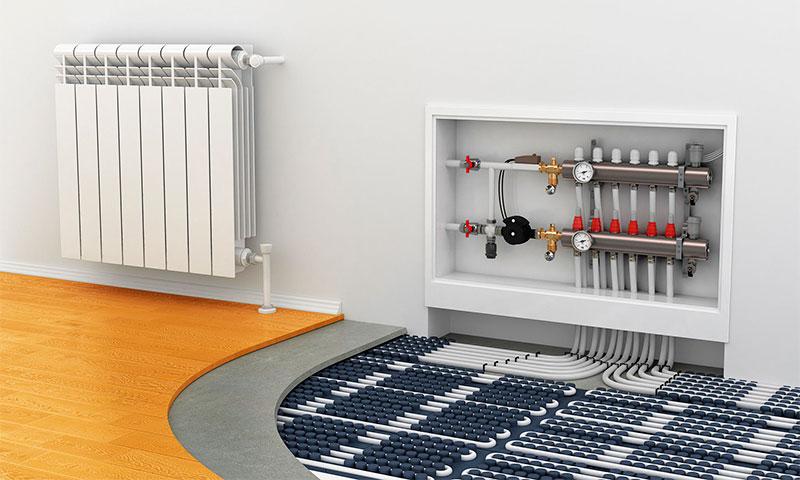 Радиаторы или теплый пол
