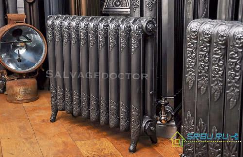 Радиаторы с узором