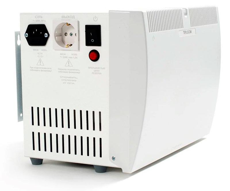 ИБП с аккумулятором
